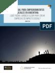 Guia Legal Para Emprendimientos Sociales en Argentina