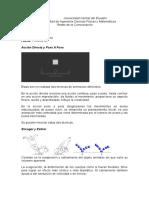 Animacion Directa y Poseda