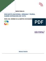 Vox Populi_2016-03 Peru Informe Final