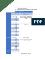 Región de La Araucanía - Conoce el calendario de censista por comunas de este viernes y sábado