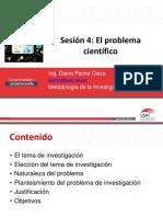 Sesión 4 Problema Cientifico