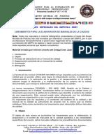Edicion Especial Gmpo 00001 Lineamientos Para La Elaboracion de Manuales de La Calidad