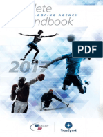 Athlete Handbook Antidoping