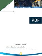 Actividades Central Semana 2 Servicios de Automatización