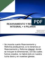 Reavivamiento y Reforma Integral