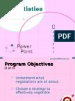 Negotiation Powerpoint3547
