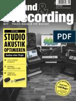 Sound Recording Februar 2017