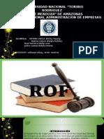 Diapositivas Mof Rof Mapro