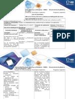 Guía de Actividades y Rúbrica de Evaluación - Paso 1 - Identificar Los Actores Del Curso y Sintetizar Los Principios Éticos Del Ejercicio Profesional