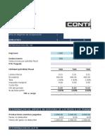 AQUI Calculo ISR RIF 2016 Excel