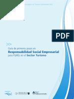 Guía de primeros pasos en Responsabilidad Social Empresarial para PyMEs en el Sector Turismo.pdf