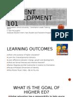 mcloughlin francis tyler- stuent development 101 neiu ol