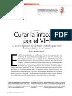 Curar La Infeccion de VIH