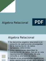 Algebra Relacional UIV