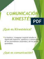 COMUNICACIÓN KINESTÉSICA.pptx