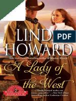 Uma Dama do Oeste - Linda Howard - Oeste 01.pdf