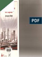 Jacques Bidet, Marx, Explication Et Reconstruction de Capital