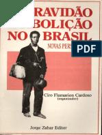 Escravidão e Abolição no Brasil- Novas Perspectivas- Ciro Flamarion Cardoso.pdf