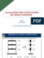 Calcul Dyn_structure - Chapitre 3