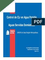 PPT09 - Control Agua Potable