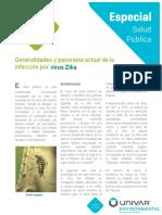 Zika Generalidades y Situacion Actual UNIVAR