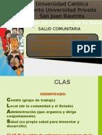 Clas Salud Comunitaria
