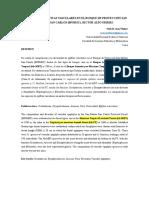 Diversidad de Epífitas Vasculares en El Bosque de Protección San Matías(Final)