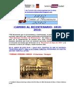 -Camino al Bicentenario- (1810 / 2010)-