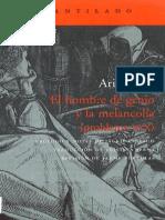 El hombre de genio y la melancolía - Aristóteles