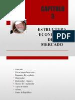 Unidad 3a - Estructura Económica Del Mercado