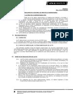Reglamento General de Practica Supervisada