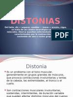 DISTONIAS