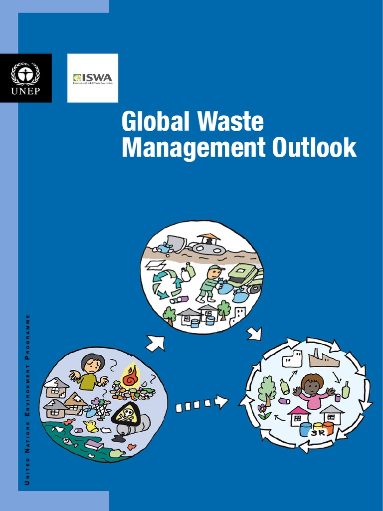 Global Waste Outlook 2015pdf Management Municipal Solid Project For 20 Or 40 Watt Fluorescent Tubes 8211 Inverter