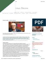 Antonio Candido - o direito à literatura | Templo Cultural Delfos