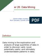 Ch26-DataMining.ppt