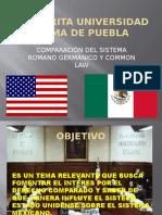 Diferencias de Comm Law y Sistema Romano Opwp-130417205513-Phpapp01