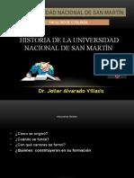 1historia de La Unsm