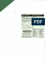 Manning El Statutory Claim With Green Return Receipt