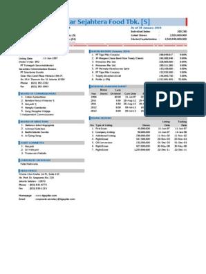 Aisa Pdf Revenue Balance Sheet