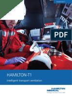 HAMILTON T1 Brochure en 689331.03