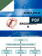 Treinamento de Ergonomia Para a Engenharia