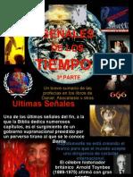 LAS SEÑALES DE LOS TIEMPOS #3