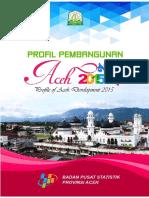 Profil Pembangunan Aceh 2015