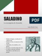 Unidad 5 Saladino - Lázaro Morales Correa