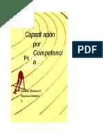 Presenatacion de Capacitacion Por Competencias