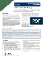 Cholesterol Treatment Clinician Guide