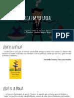 Ética Empresarial (PRES)