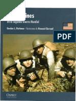FUERZAS de ELITE 03 - Los Marines en La Segunda Guerra Mundial