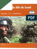 FUERZAS de ELITE 16 - Unidades de Élite de Israel