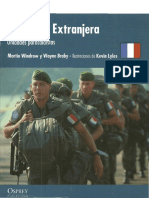 FUERZAS de ELITE 40 - La Legion Extranjera Paracaidistas M Windrow Osprey RBA 2000 [Unlocked by Www.freemypdf.com]